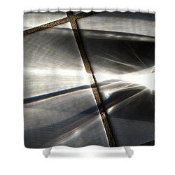 Cup 3 Shower Curtain by Bill Owen
