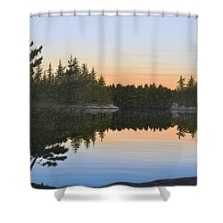 Dawns Early Light Shower Curtain