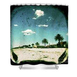 Daydream Shower Curtain by Andrew Paranavitana