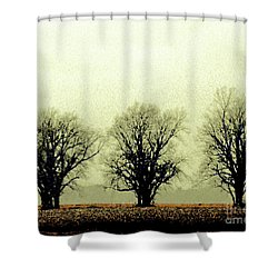 Delta Dust Shower Curtain