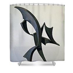 Demeter Shower Curtain by John Neumann
