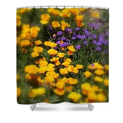 Shower Curtain featuring the photograph Desert Beauty by Carla Parris