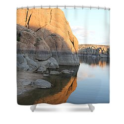 Diane Greco-lesser Shower Curtain by Diane Greco-Lesser
