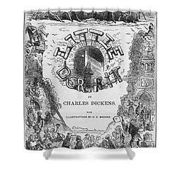 Dickens: Little Dorit Shower Curtain by Granger