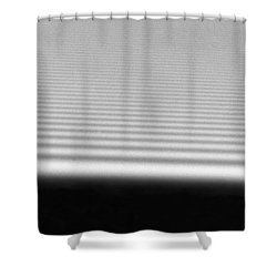 Diffraction Shower Curtain by Omikron