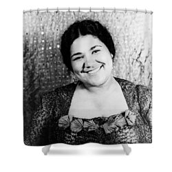 Dorothy Maynor (1910-1996) Shower Curtain by Granger