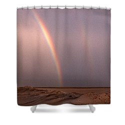Double Shower Curtain by Skip Willits