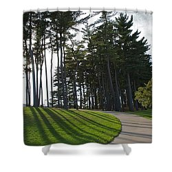 Shower Curtain featuring the photograph Dramatic by Joseph Yarbrough