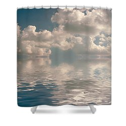 Dreamscape Shower Curtain by Jerry McElroy