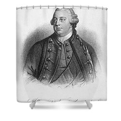 Duke Of Cumberland Shower Curtain by Granger