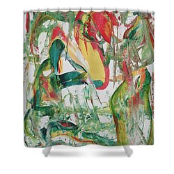 Earth Crisis Shower Curtain by Ikahl Beckford