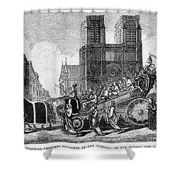 Ecclesiastical Property Shower Curtain by Granger