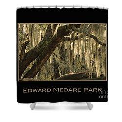 Edward Medard Park Shower Curtain
