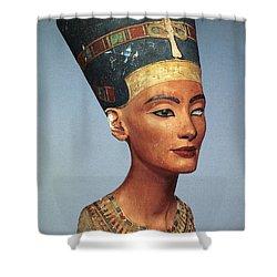 Egypt: Nefertiti Shower Curtain by Granger