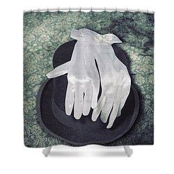 Elegance Shower Curtain by Joana Kruse