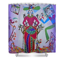 Eleonore Von Claus  Mirabel And Picolino Shower Curtain