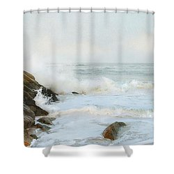 Apogee Shower Curtain