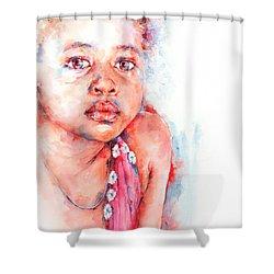 Eternal Dream Shower Curtain by Stephie Butler