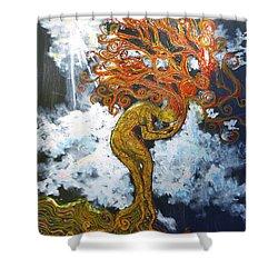 Eve Shower Curtain