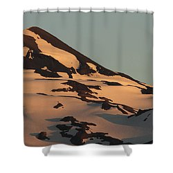 Evening Into Night Shower Curtain