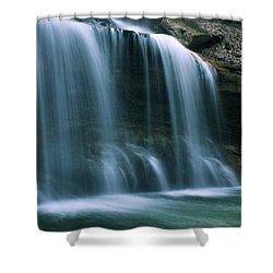 Falls Bottom Shower Curtain