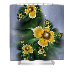 Farewell Summer Shower Curtain