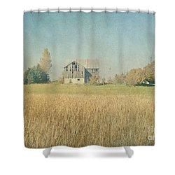 Farm House Shower Curtain