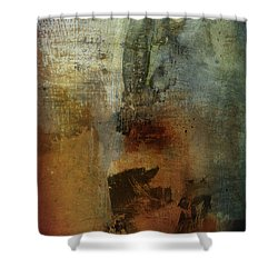 Faults Of Mine  Shower Curtain by Empty Wall
