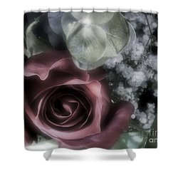 Shower Curtain featuring the photograph Feel My Breath by Janie Johnson