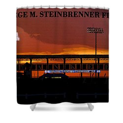 Field Of Dreams Shower Curtain by David Lee Thompson