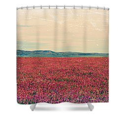 Fields Of Heaven Shower Curtain