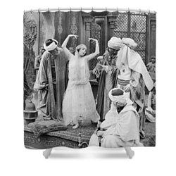 Film Still: Harem Shower Curtain by Granger