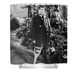 Film: The Sea Beast, 1926 Shower Curtain by Granger