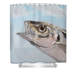 Fish No.4 Shower Curtain