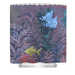 Fishes Shower Curtain