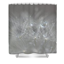 Fleur Cristalline Shower Curtain