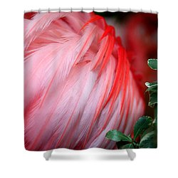 Shower Curtain featuring the photograph Flora And Fauna Number One by Lon Casler Bixby