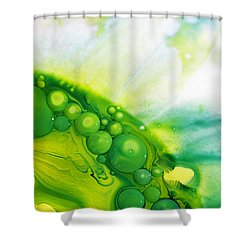 Fluidism Aspect 35 Photography Shower Curtain