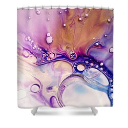 Fluidism Aspect 601 Photography Shower Curtain