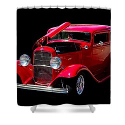 Ford Vicky 1932 Shower Curtain