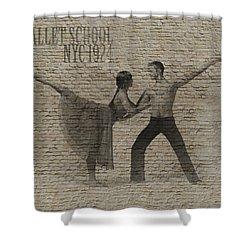 Forgotten Romance 2 Shower Curtain by Naxart Studio