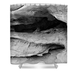 Shower Curtain featuring the photograph Formation by Colleen Coccia