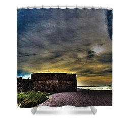 Fort Clinch Shower Curtain