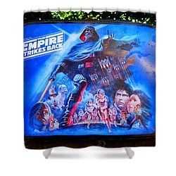 Shower Curtain featuring the photograph Found Lunch Box by John King