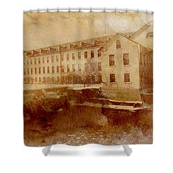 Fox River Mills Shower Curtain by Joel Witmeyer