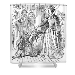 Francis Drake (1540?-1596) Shower Curtain by Granger