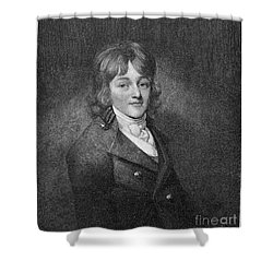 Francis Scott Key Shower Curtain by Granger