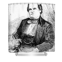 Francis Wilkinson Pickens Shower Curtain by Granger