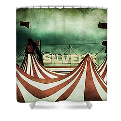 Freak Show Shower Curtain by Andrew Paranavitana