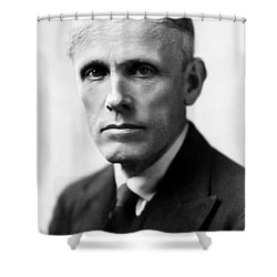 Frederic Ridgely Torrence Shower Curtain by Granger